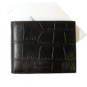 アルマーニ 財布 メンズ 札入れ エンポリオアルマーニ 二つ折  *小銭入れ無し|piazza
