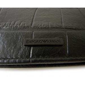 アルマーニ 財布 メンズ 札入れ エンポリオアルマーニ 二つ折  *小銭入れ無し piazza 04