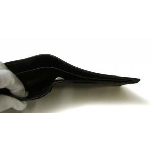 アルマーニ 財布 メンズ 札入れ エンポリオアルマーニ 二つ折  *小銭入れ無し piazza 06