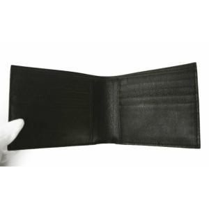 アルマーニ 財布 メンズ  札入れ エンポリオアルマーニ 二つ折  *小銭入れ無し|piazza|05
