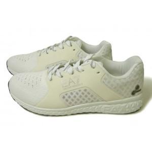 アルマーニ スニーカー メンズ シューズ 靴 ホワイト エンポリオアルマーニ EA7|piazza|03