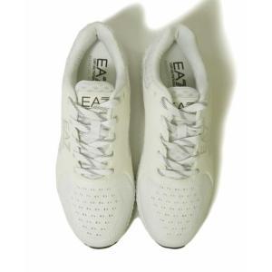 アルマーニ スニーカー メンズ シューズ 靴 ホワイト エンポリオアルマーニ EA7|piazza|05