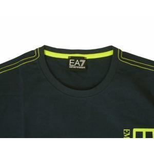 アルマーニ Tシャツ メンズ ネイビー ブルー エンポリオアルマーニ EA7|piazza|03