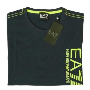 アルマーニ Tシャツ メンズ ネイビー ブルー エンポリオアルマーニ EA7|piazza|05