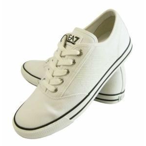 アルマーニ スニーカー メンズ ホワイト 靴 シューズ エンポリオアルマーニ EA7|piazza