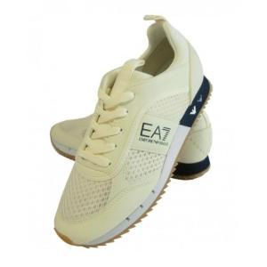 アルマーニ スニーカー メンズ ホワイト トレーニング EA7 エンポリオアルマーニ|piazza