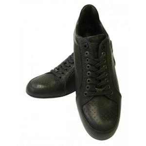 アルマーニ スニーカー メンズ 靴 シューズ レザー エンポリオ 43(日本サイズ約28cm)|piazza