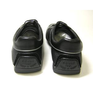 バリー スニーカー (ブラック) レザー ファブリック OLIVADO/00  8.5サイズ(日本サイズ約27.5cm)|piazza|04