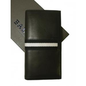 バリー 長財布 二つ折 カーフ  *箱傷あり|piazza