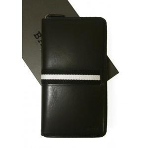 バリー 長財布 ラウンドファスナー ラージ TEVIN/290*大きめサイズ *箱傷あり|piazza