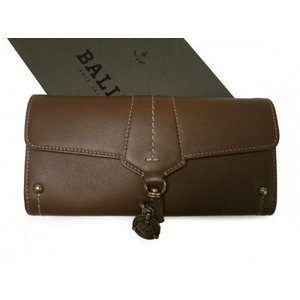 バリー 長財布 レディース 二つ折 カーフ  *箱傷あり|piazza