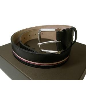 バリー メンズ ベルト 80サイズ(ブラック) COLIMA...