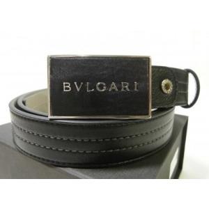 ブルガリ  <訳あり・アウトレット>長さ調整可能 BVLGARI  Plateバックルベルト *ラッピング不可(*通常包装のみ)|piazza