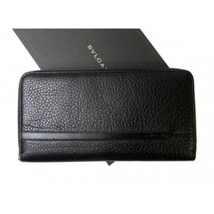 ブルガリ 長財布 ブラック オーガナイザー トラベル オクト *大きめサイズ|piazza