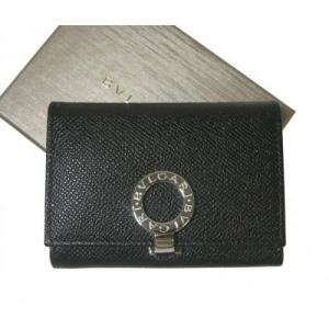 ブルガリ 名刺入れ カードケース ビジネスカードホルダー BVLGARI BVLGARI|piazza