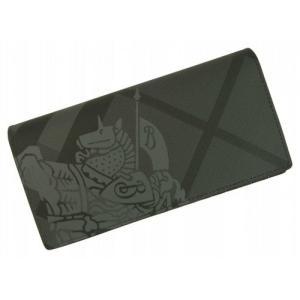 バーバリー 長財布 メンズ カード大容量 二つ折り ロンドンチェック|piazza|08
