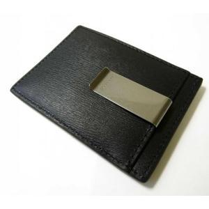 バーバリー マネークリップ カードケース 名刺入れ メンズ ロンドンレザー piazza 05