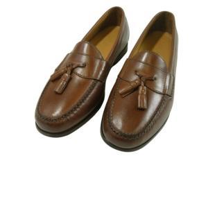 コールハーン 靴 メンズ PINCH AIR.TASSEL (サドルタン) 9.5(日本サイズ約27.5cm)|piazza