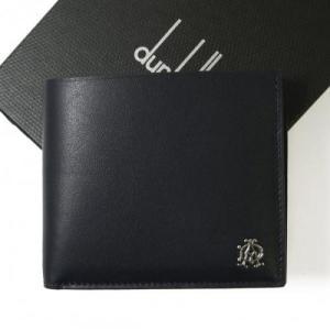ダンヒル 財布 リーブス 二つ折 メンズ|piazza