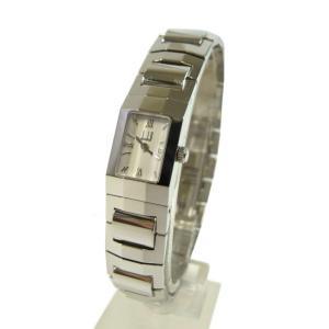 DUNHILL ダンヒル 時計   DQ1996Zのご紹介です。 DUNHILLを愛用するパートナー...