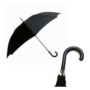 フォックスアンブレラズ 傘 かさ ワンタッチ アンブレラ GA1 Style マットウッドハンドル|piazza