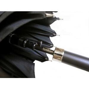 フォックスアンブレラズ 傘 かさ ワンタッチ アンブレラ GA1 Style マットウッドハンドル|piazza|04