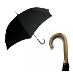 フォックスアンブレラズ <訳あり・アウトレット>傘 メンズ アンブレラ GM1 Style ハードウッドハンドル *ラッピング不可(*通常包装のみ)|piazza