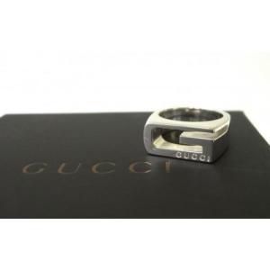 ef05e57b626e グッチ メンズリング、指輪(リングの素材:シルバー)の商品一覧 ...