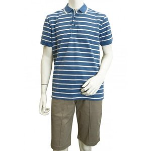 ヒューゴボス ポロシャツ ボスグリーン メンズ Paddy1 ゴルフ用 piazza