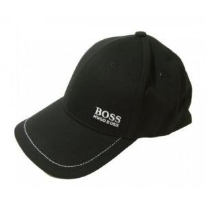 ヒューゴボス 帽子 キャップ メンズ ボスグリーン  ゴルフ piazza