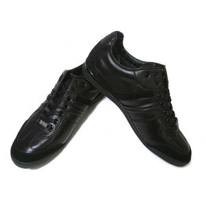 ヒューゴボス スニーカー  靴 シューズ BOSS GREEN  レザー AKI piazza