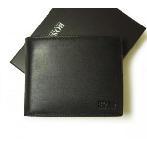 ヒューゴボス 財布 メンズ スムースレザー 二つ折|piazza