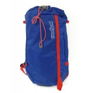 ジャンスポーツ リュックサック バックパック ブルー  軽量 約200グラム 通気性 SINDER15|piazza