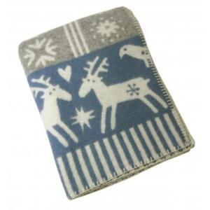 クリッパン ブランケット ウール シングル 暖かい 毛布 北欧 LAPPLAND 130×180cm piazza