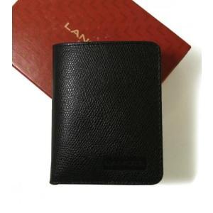 ランセル LANCEL カードケース (ブラック) piazza