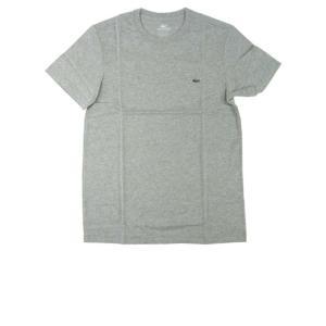 ラコステ LACOSTE Tシャツ (グレー)|piazza