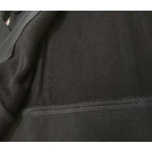 ラコステ フードパーカー  3(XS)サイズ (ブラック)|piazza|06