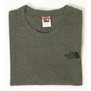 ザノースフェイス Tシャツ メンズ コットン 綿 Simple Doe Te piazza 06