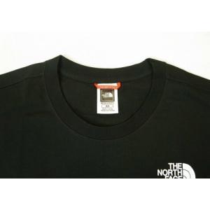 ザノースフェイス Tシャツ メンズ ブラック 黒 綿 レッドボックス Redbox Cel Te piazza 03