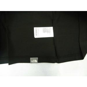 ザノースフェイス Tシャツ メンズ ブラック 黒 綿 レッドボックス Redbox Cel Te piazza 05