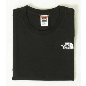 ザノースフェイス Tシャツ メンズ ブラック 黒 綿 レッドボックス Redbox Cel Te piazza 06