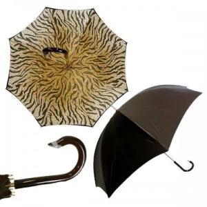 パソッティ 傘 かさ レディースアンブレラ ダークブラウン Style 189|piazza