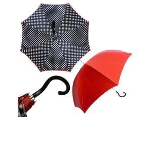 パソッティ 傘 かさ レッド レディースアンブレラ Style 189N|piazza