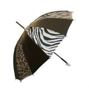 パソッティ 傘 かさ レディース アニマル柄 アンブレラ Style 355|piazza