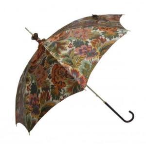 パソッティ 日傘 uvカット 長傘 パラソル  晴雨兼用 ペイズリー Style 354|piazza