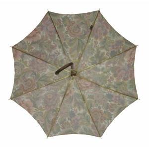 パソッティ 日傘 uvカット 長傘 パラソル  晴雨兼用 ペイズリー Style 354|piazza|03