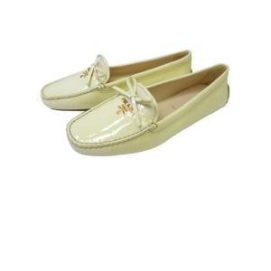 プラダ 靴 レディース レザーシューズ (36サイズ) 約23cm|piazza|02