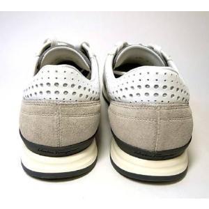 フェラガモ スニーカー 靴 メンズ パンチング レザー TERENCE (ホワイト) 8.5(日本サイズ約27cm) piazza 04