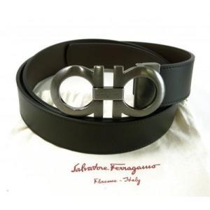フェラガモ ベルト メンズ リバーシブル 長さ調整可能|piazza