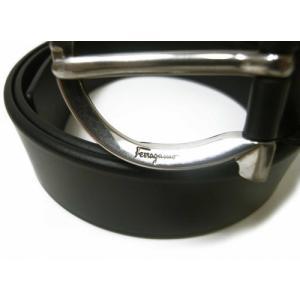 フェラガモ ベルト メンズ 長さ調整可能 ブラック 115cm|piazza|05